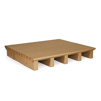 Stange Design Pappmobel Bett Dream Variabel Zwischen 1 20m Und 1 80m