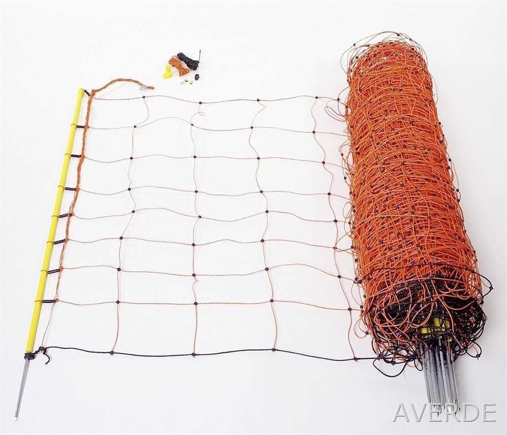 Clôture invisible crochet