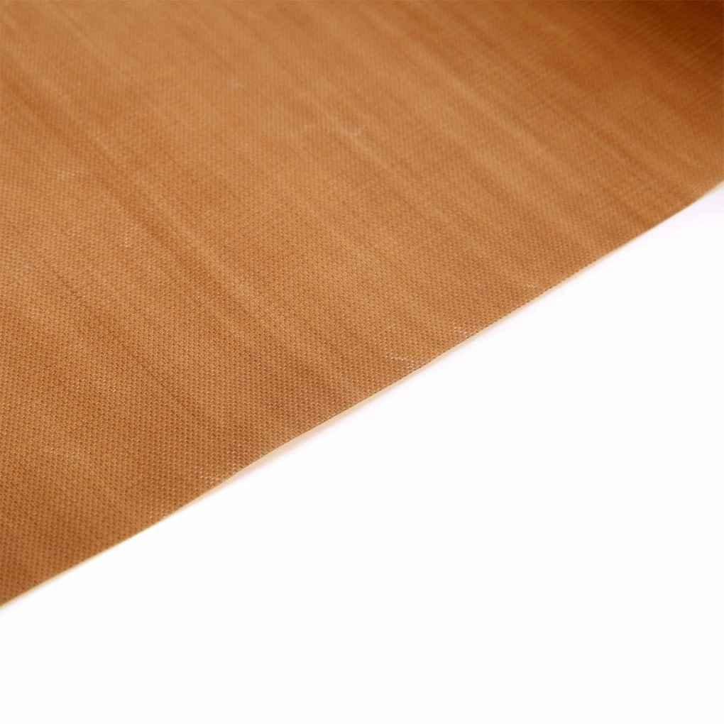 Lorsoul Reutilizable Antiadherente Papel de Horno de Alta Temperatura de Tefl/ón Resistente Hoja Horno Microondas Grill Hornear Estera 40 x 33 cm