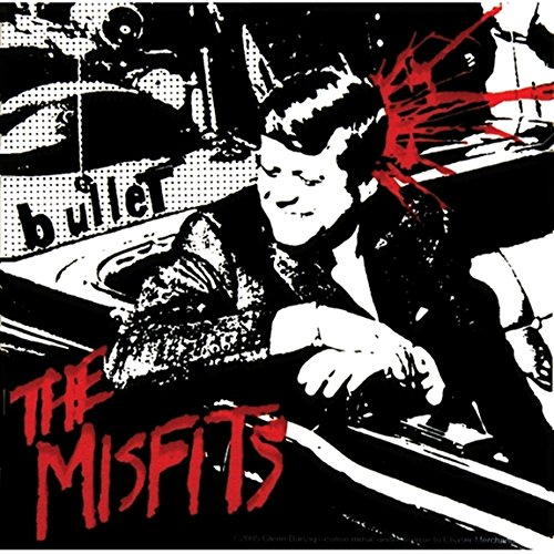 Misfits - Bullet Decal Old Glory