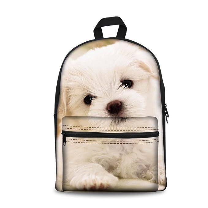 Amazon.com: Para U diseños Cute Cat de perro durable Kids ...