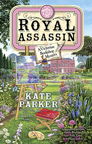 The Royal Assassin (A Victorian Bookshop Mystery Book 3) cover