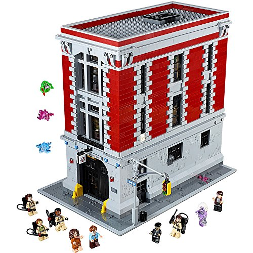 LEGO Ghostbusters 75827 Firehouse Headquarters Building Kit (4634 Piece)