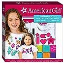 American Girl Stamping T-Shirt Design Kit