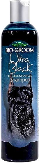 Bio-Groom Ultra Black Color Enhancing Shampoo