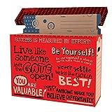 TREND enterprises, Inc. Poster Storage Box File 'n Save System - ARGUS