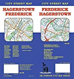 Frederick / Hagerstown, Maryland Street Map
