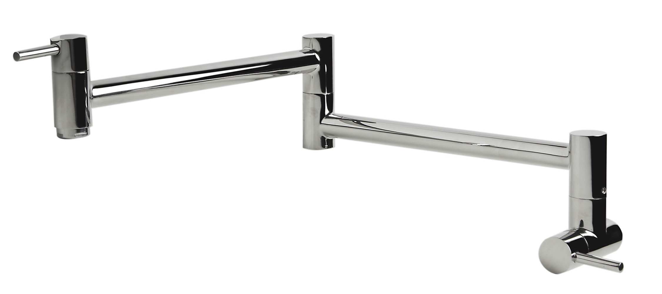 ALFI brand AB5019-BSS Retractable Pot Filler Faucet, Brushed Stainless Steel
