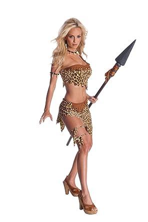 Amazon secret wishes tarzan jungle jane costume clothing secret wishes womens tarzan jungle jane costume leopard x small solutioingenieria Images