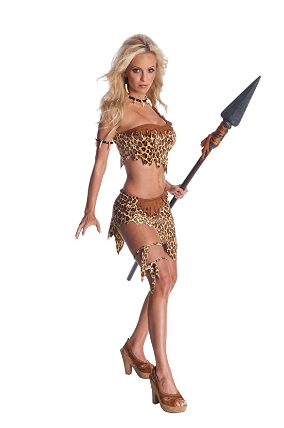 sc 1 st  Amazon.com & Amazon.com: Secret Wishes Tarzan Jungle Jane Costume: Clothing