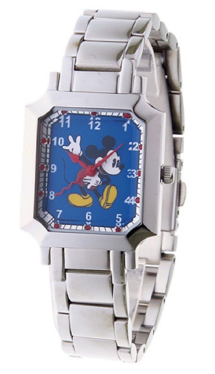 [ディズニー ウオッチ] Disney Watch 腕時計 クオーツ 50本限定 シリアルナンバー MC1612 ミッキー レディース B071V8MWWT