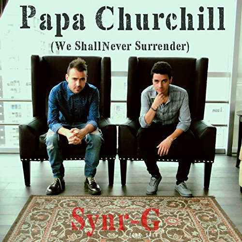 Papa Churchill (We Shall Never Surrender) - Single