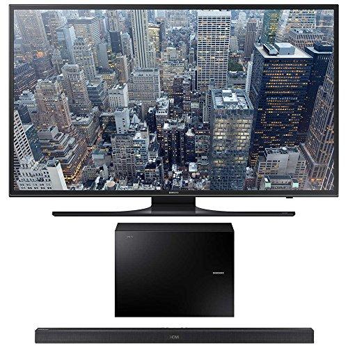 Samsung-UN75JU6500-75-Inch-4K-UHD-Smart-LED-HDTV-w-HW-J550-Wireless-Soundbar-Bundle-includes-75-Inch-2160p-Smart-4K-UHD-LED-TV-and-21-Channel-320-Watt-Wireless-Audio-Soundbar