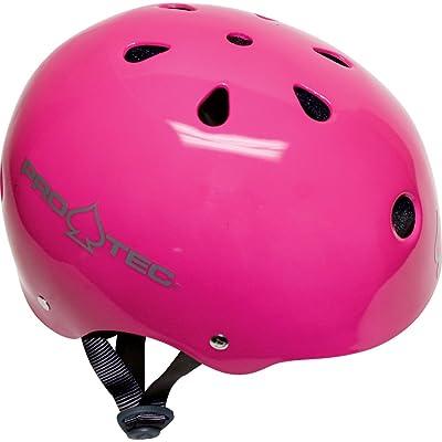 Protec Classic Helmet Gloss White