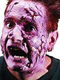 Rubie's Costume Reel F/X Leper Rotting Face Kit, Red, One Size