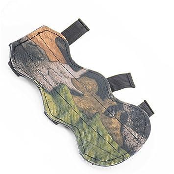 HRCHCG Protector de brazo protector de arco de camuflaje para repostería de arco de caza americano, protección segura: Amazon.es: Deportes y aire libre