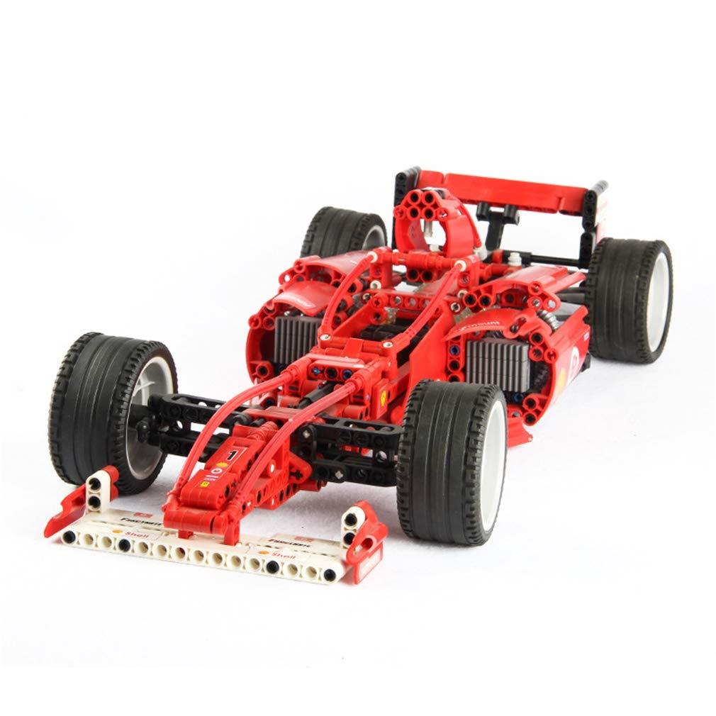 P1035 3d Red DIY パズル 726 PCS ビルディングレンガテクニックおもちゃ 3d、レーシングカーアセンブリクラス趣味教育ビルディングブロック子供のおもちゃキッズホリデーギフト P1035 Red B07QPJ4ZJY, タイヨートマー:8877a4a6 --- m2cweb.com