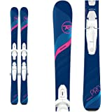 Rossignol Experience Pro W Kids Skis with Kid-X 4 Bindings