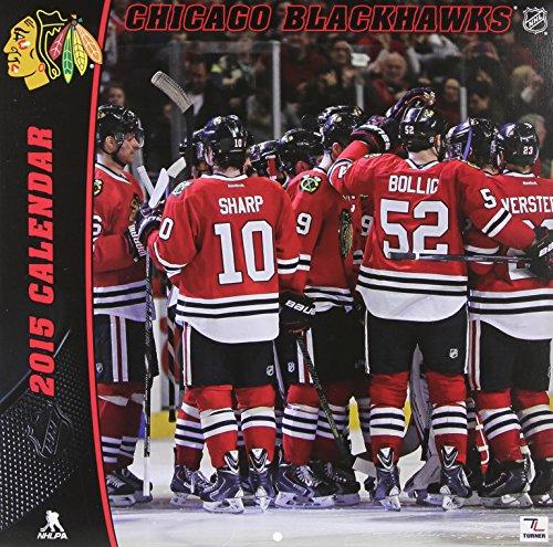 Chicago Blackhawks 2015 Calendar