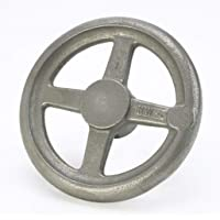 Morton HW-10A Aluminum Straight Hand Wheel, 10″ Diameter