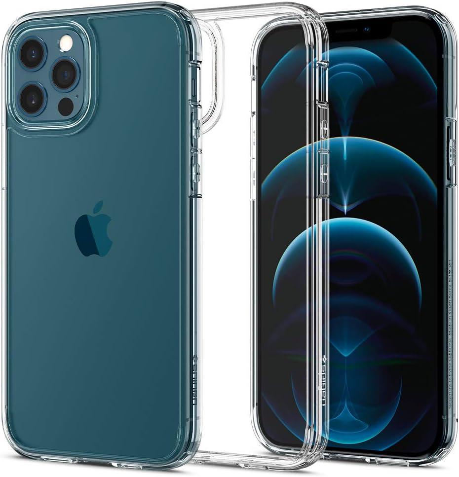 Spigen Ultra Hybrid Designed for Apple iPhone 12 Case