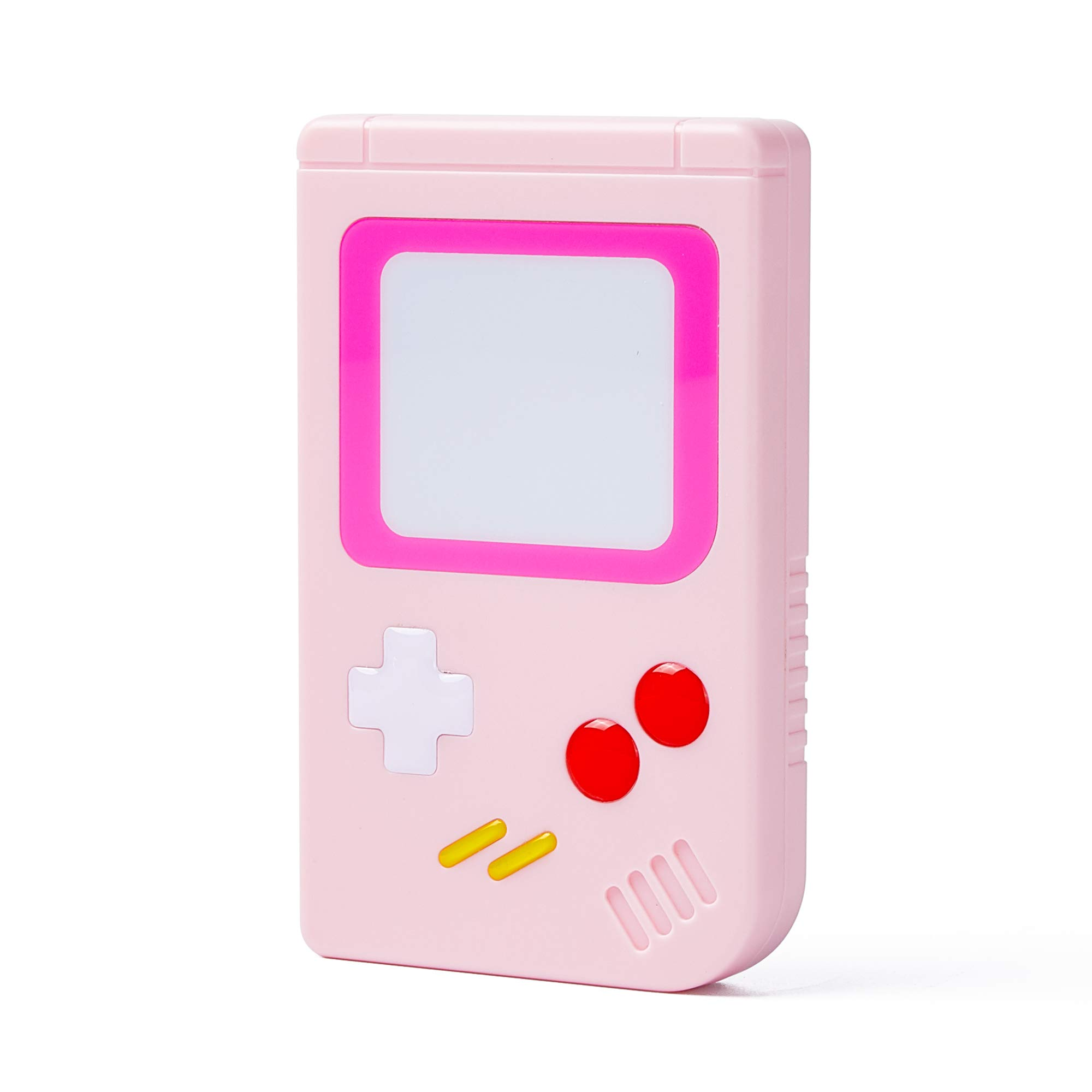 LeyuSmart Game Card Case for Nintendo Switch Games,10 Slot Storage Protective Box, Slim and Portable (Pink)
