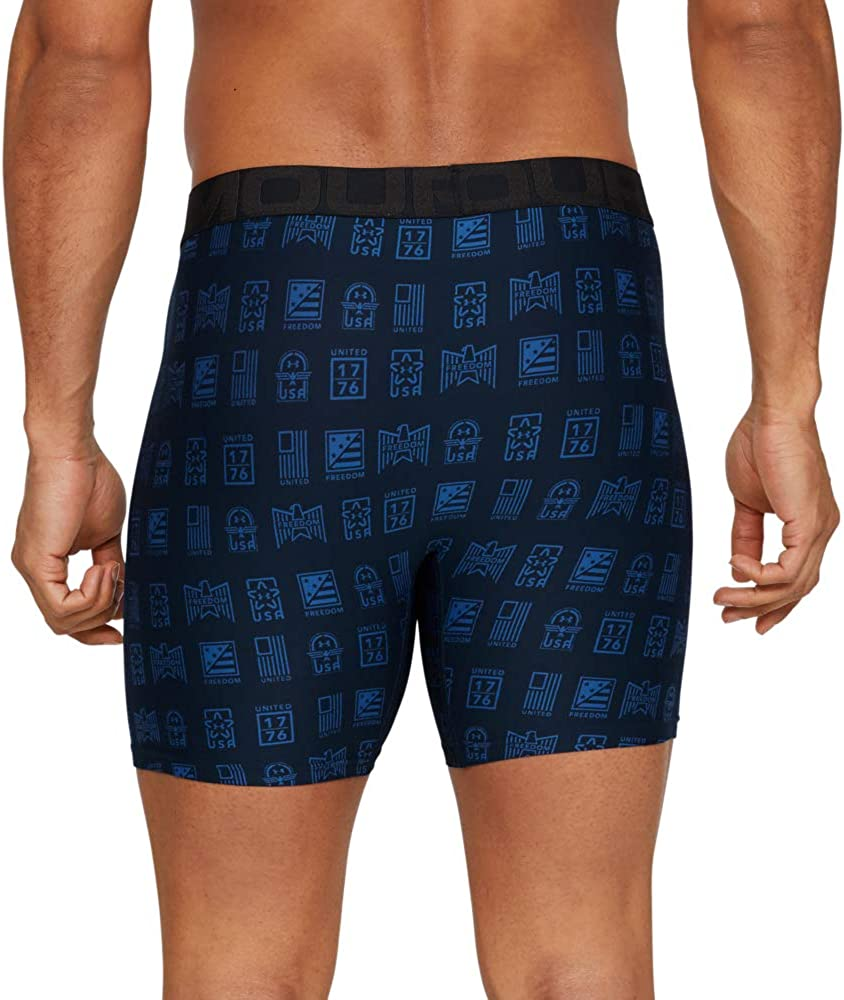 Coca estoy enfermo Excursión  Sports & Fitness Under Armour Mens Tech 6-inch Novelty Boxerjock 2-Pack  Sports & Outdoors medresa.edu.rs