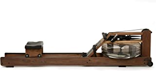 product image for WaterRower Classic Rowing Machine in Black Walnut with S4 Monitor