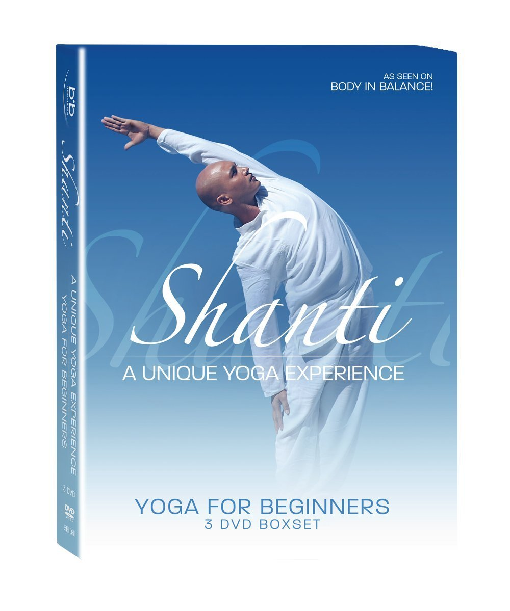 Amazon.com: SHANTI - YOGA FOR BEGINNERS [DVD]: Movies & TV