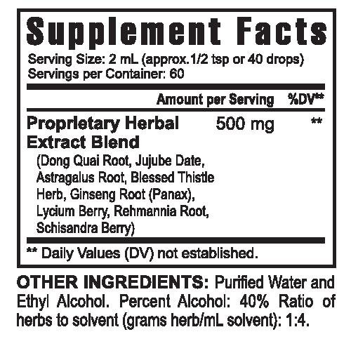 Male Hormonal Support 4 fl oz. - 3 Bottles