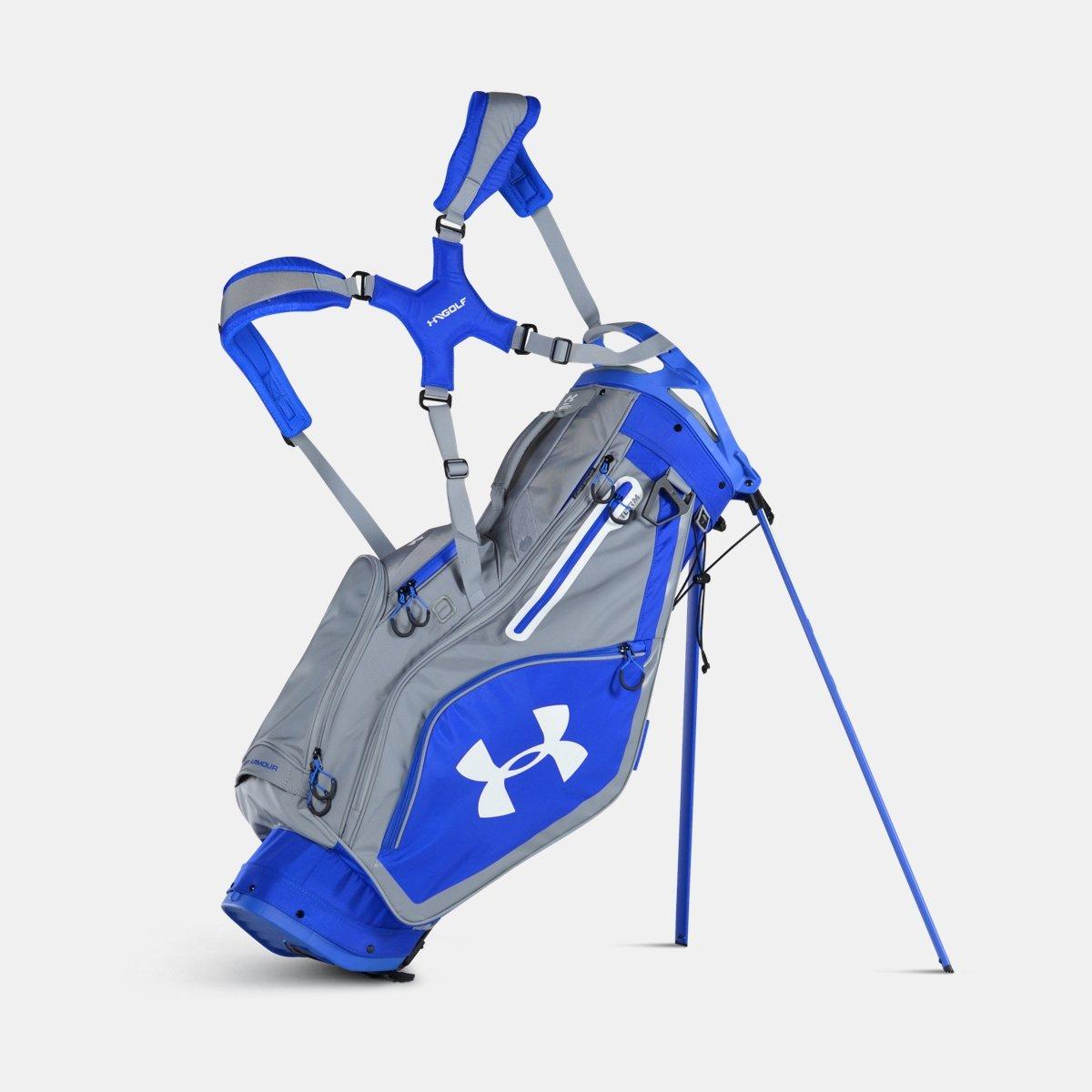 [UNDER ARMOUR] アンダーアーマー Men's UA Storm Match Play Stand Bag BLUE MARKER [並行輸入品] B074Z2HX8Z