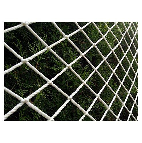 Yyras 多目的な用途のセーフティネット ご家庭での階段/手すりの安全対策ネット 落下防止用の安全ネット 園芸用ネット B07DKJJXB8  網目5cm×幅さ1.5m×長さ20m 約8.1kg
