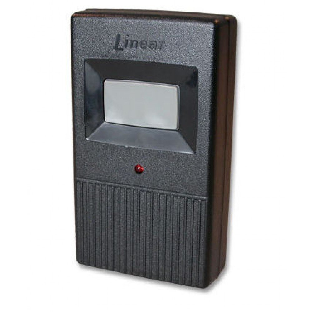 Linear MT-1B Block Coded Visor Remote for Linear Access Control Products