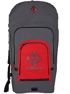 ee4e37b5306 Alder System X3 44 inch Three board bodyboard bag - Red Black ...