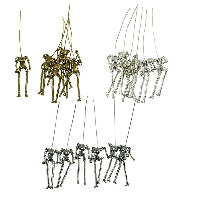 Gazechimp 18 Stücke Menschlichen Körper Skelett Körper DIY Puppen ...
