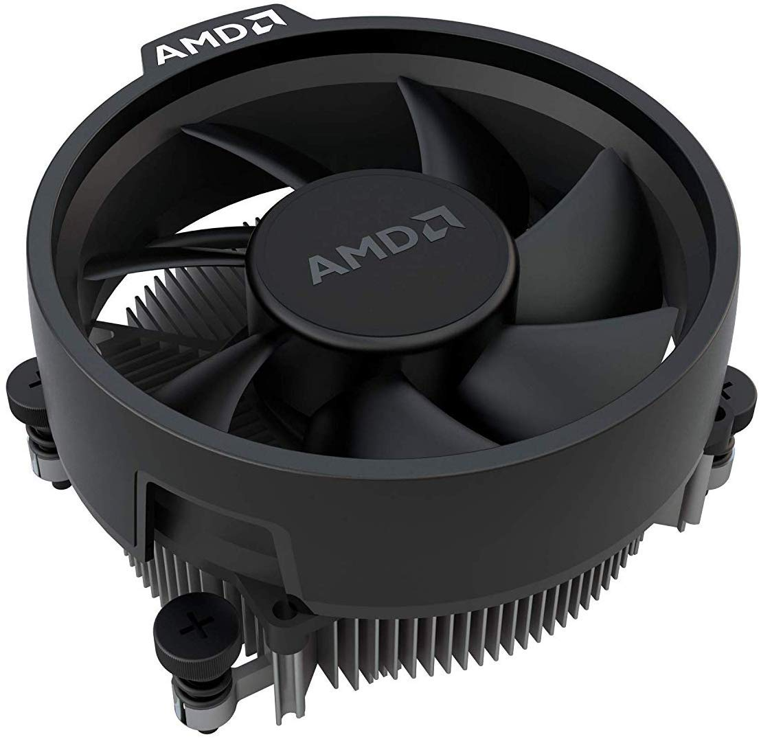 Wraith Stealth Cooler comes included with AMD Ryzen 5 3600