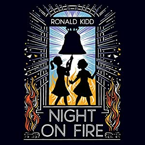 Night on Fire Audiobook