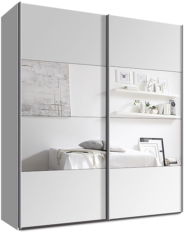 atemberaubend kleiderschrank mit spiegel wei fotos die besten wohnideen. Black Bedroom Furniture Sets. Home Design Ideas