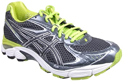 Asics GT-2160 5 Womens, Titanium/Lightning/Kiwi, 6 UK