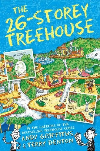 The 13-Story Treehouse - Piercing Good Books