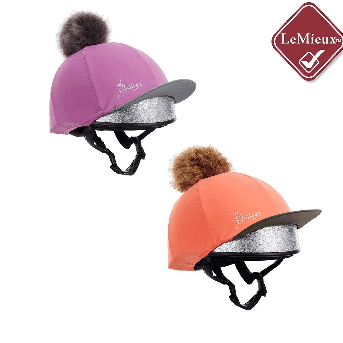 390d9086e78 LeMieux Women s s Pom Hat Silk  Amazon.co.uk  Sports   Outdoors