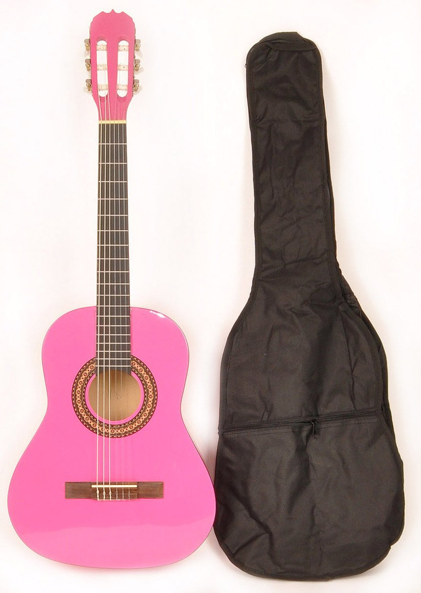 Omega Class Kit 1 3/4 MPN Pink Acoustic Package with Carry Bag