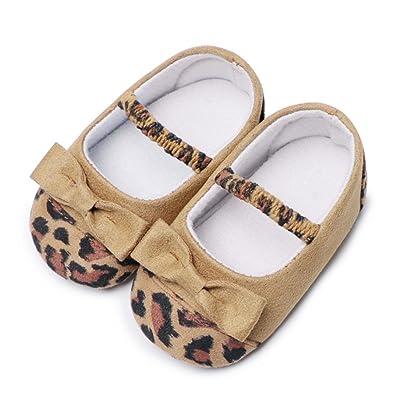 Chaussures Simples Antidérapantes Bébé Enfant Eté,Xinan Chaussures à Semelle Souple 0~6 Mois,6~12 Mois,12~18 Mois (0~6 Mois, Marron)