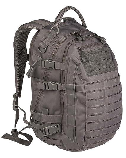 Mil-Tec Mission Pack Laser Cut Grande Urban Grey