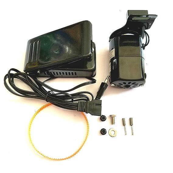 SODIAL 1 Unidades Negro 1.0 Amps Universal MáQuina de Coser para ...