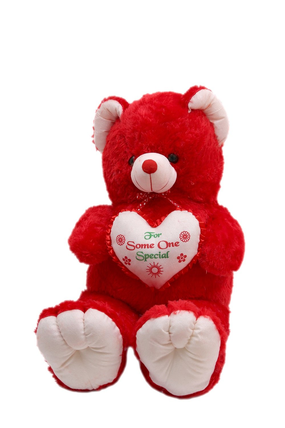 ToynJoy Big Jumbo Red 5 feet Teddy bear