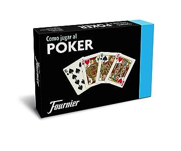 Fournier - Como Jugar al Poker, Conjunto de Juego (F21711 ...