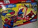 Marvel Spider-Man 7.6cm 1 Game Set  Bingo  Go Spidey Card Game & Spider Sense Puzzle