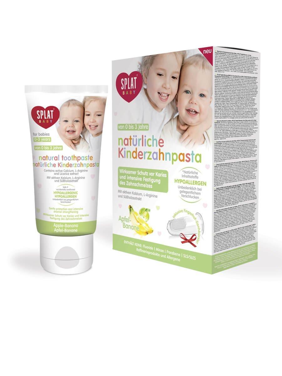 Splat Baby Naturelle Dentifrice Pour Enfant Amazonfr Beauté Et Parfum