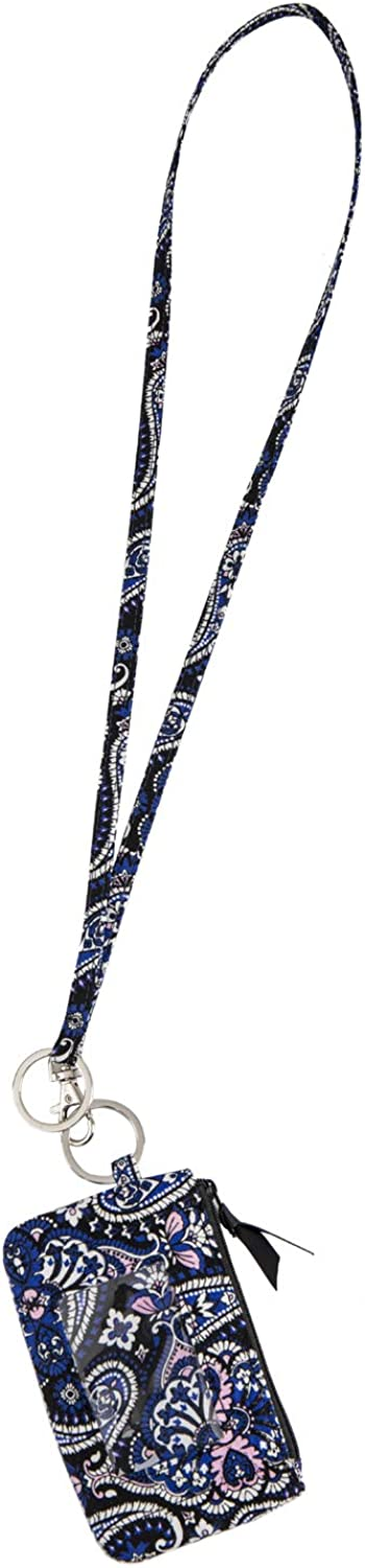 Lam Gallery Fashion Lanyard Wallet ID Badge Holder Lanyards for Office and School